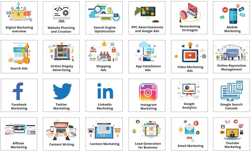digital marketing course in udaipur